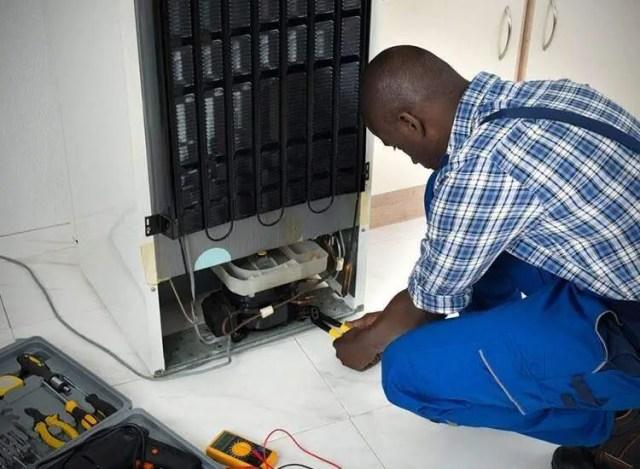 Refridgerator Mechanic