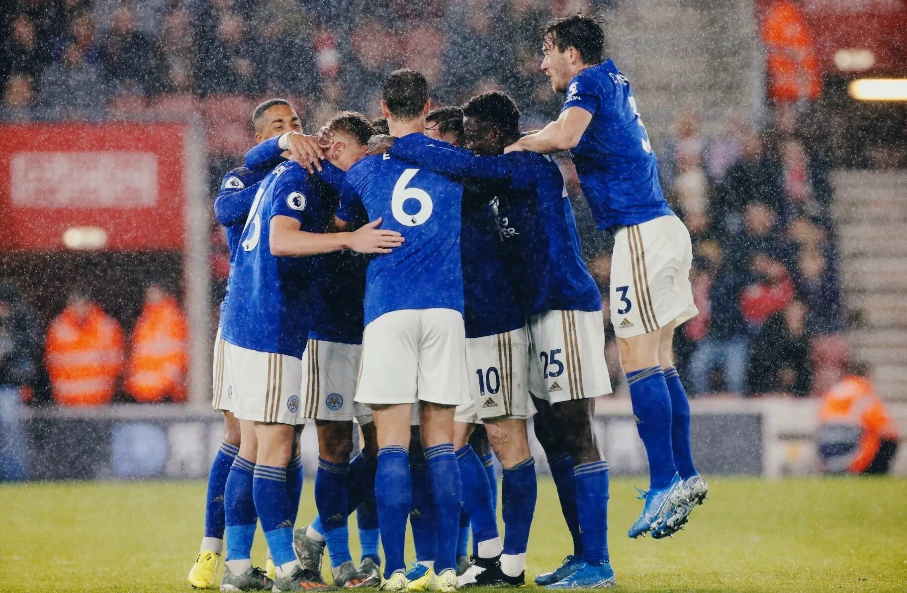 Southampton 0 9 Leicester City News365 Co Za