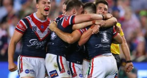 Sydney Roosters 14 - 8 Canberra Raiders