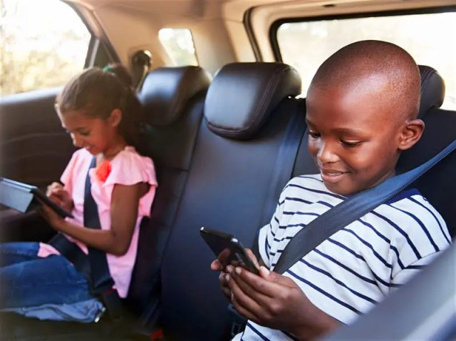 Tips for road-tripping with children