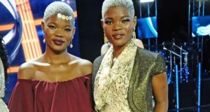 Viggy and Virginia Qwabe