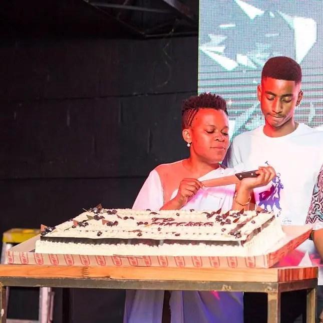 Zodwa Wabantu and bae, Vusi