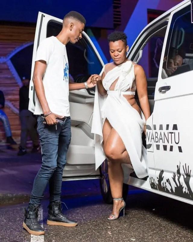 Zodwa Wabantu praises Vusi