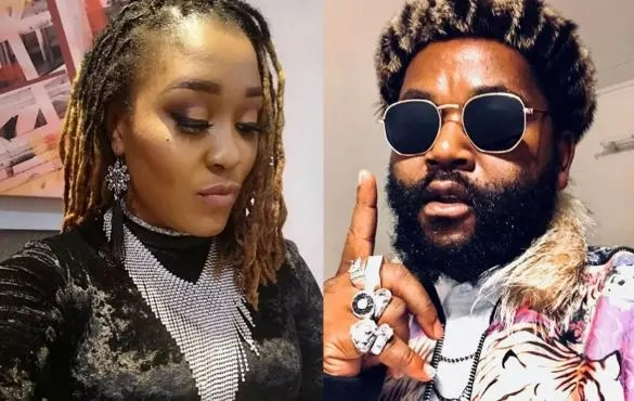 Lady Zamar and Sjava
