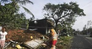 Cyclone Bulbul in India