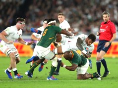 England 12-32 South Africa