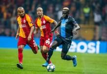 Galatasaray 1-1 Club Brugge