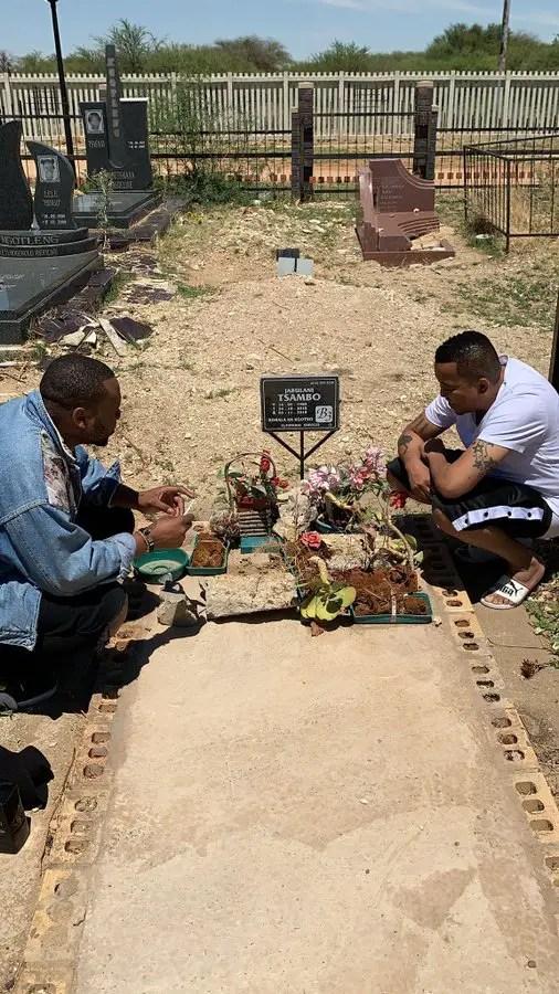 HHP tombstone drama