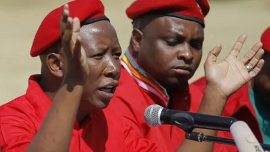 Photo of Floyd Shivambu will know in June whether he will face assault charges