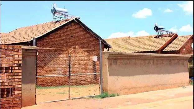 Khumalo house