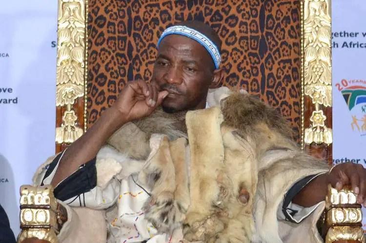 King Zwelonke Sigcawu