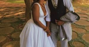 Lady Zamar wedding