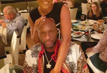 Lamar Odom is engaged