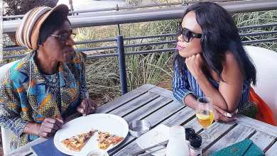Photo of Scandal actress Lusanda Mbane Celebrates her Mother with a Heartfelt Tribute