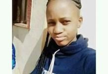 Mavis Manikie Tsheoga