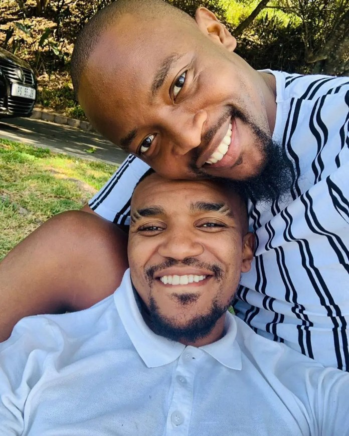 Phelo Bala and Moshe Ndiki are Mzansi's best couple