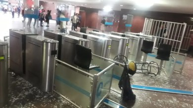 Photo of Shops looted at Joburg's Park Station, Prasa increasing security