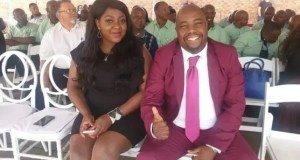 Tshwane mayor Stevens Mokgalapa & MMC Sheila Senkubuge