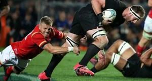 Wales 17 - 40 New Zealand #RWC2019