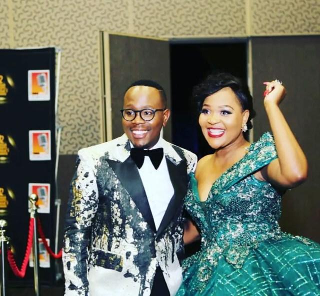 Zanele Mbokazi and Khaya Mthethwa