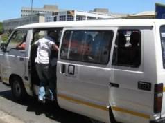 minibus-taxi