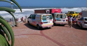 Child hospitalised for non-fatal drowning