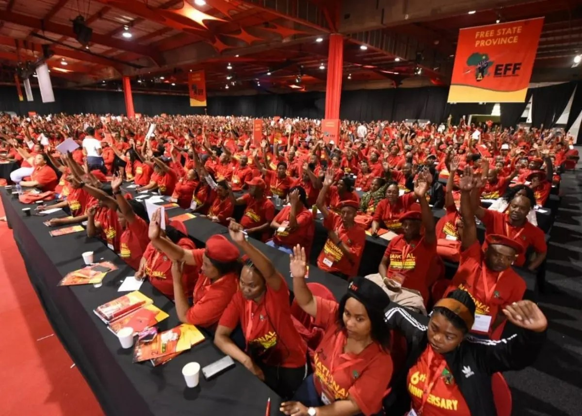 EFF conference