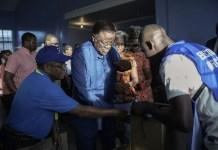 Hage Geingob wins Namibian elections