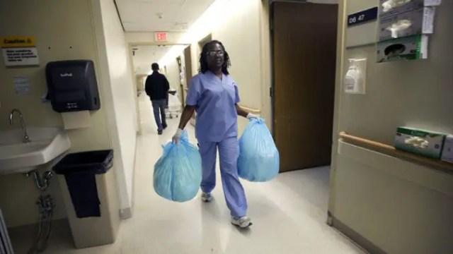 Hospital General Workers