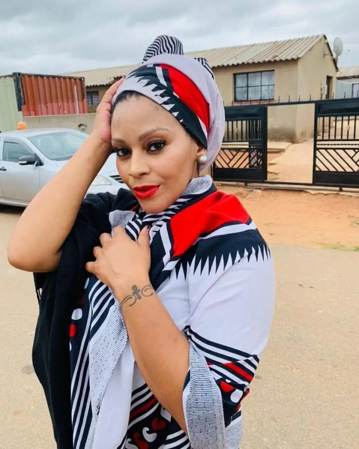 Phindile Gwala Heats Up Instagram With A Steamy Picture Of