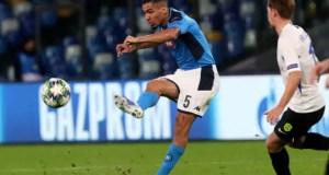 Napoli 4 - 0 Genk
