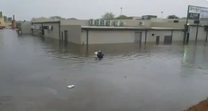 Pick n Pay in Upington flooded