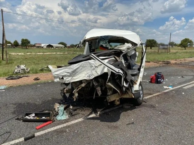 Pietermaritzburg, Potchefstroom crashes
