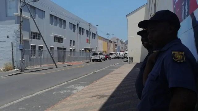 Police launch manhunt after Rashied Staggie murder
