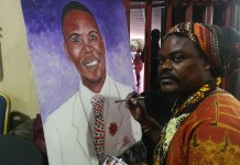 Rasta on Pastor Neyi Zimu portrait