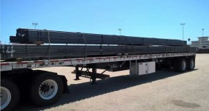 Steel Delivery Driver