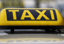 Metered Taxi Driver
