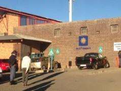 Alexandra police station