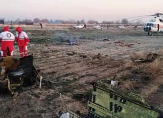 Boeing 737 Crashes in Iran
