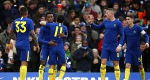 Chelsea 2 -0 Nottingham Forest