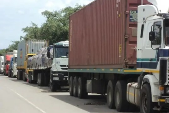 Cross Border Truck Driver
