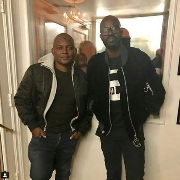 DJ Black Coffee and Euphonik