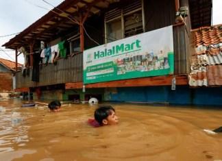 Jakarta flooding
