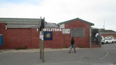 Khayelitsha police station