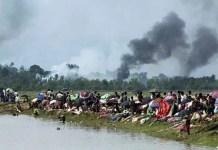 MYANMAR SHELLING