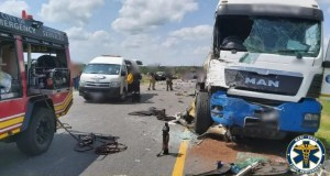 N1 highway accident