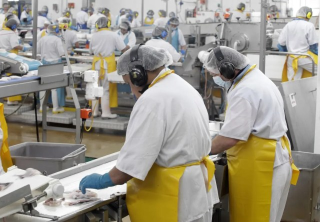 Packers and Production Workers