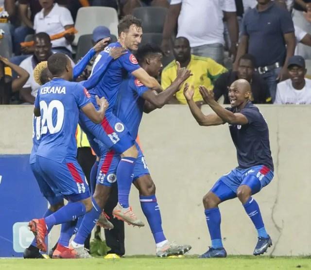 SuperSport United 2 - 1 Kaizer Chiefs
