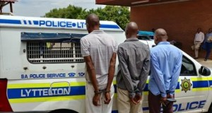 Three men arrested for murder in Eastern Cape