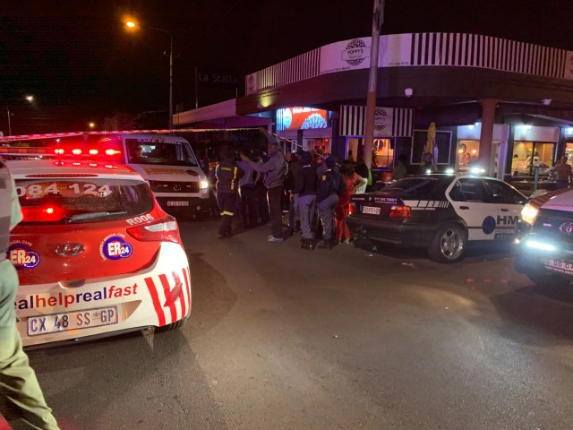 Two killed, several wounded in Melville drive-by shooting
